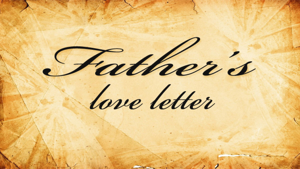 fathers love letter1