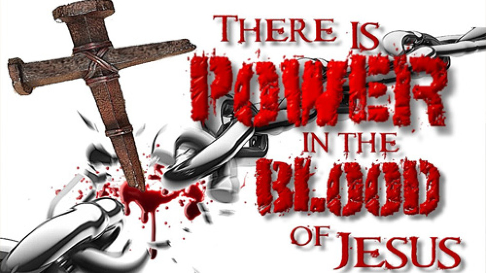 blood of jesus